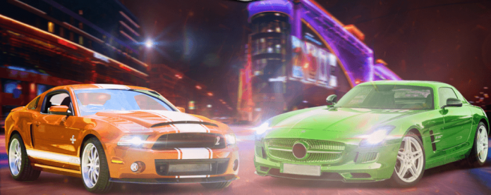 City Racing Traffic Racer