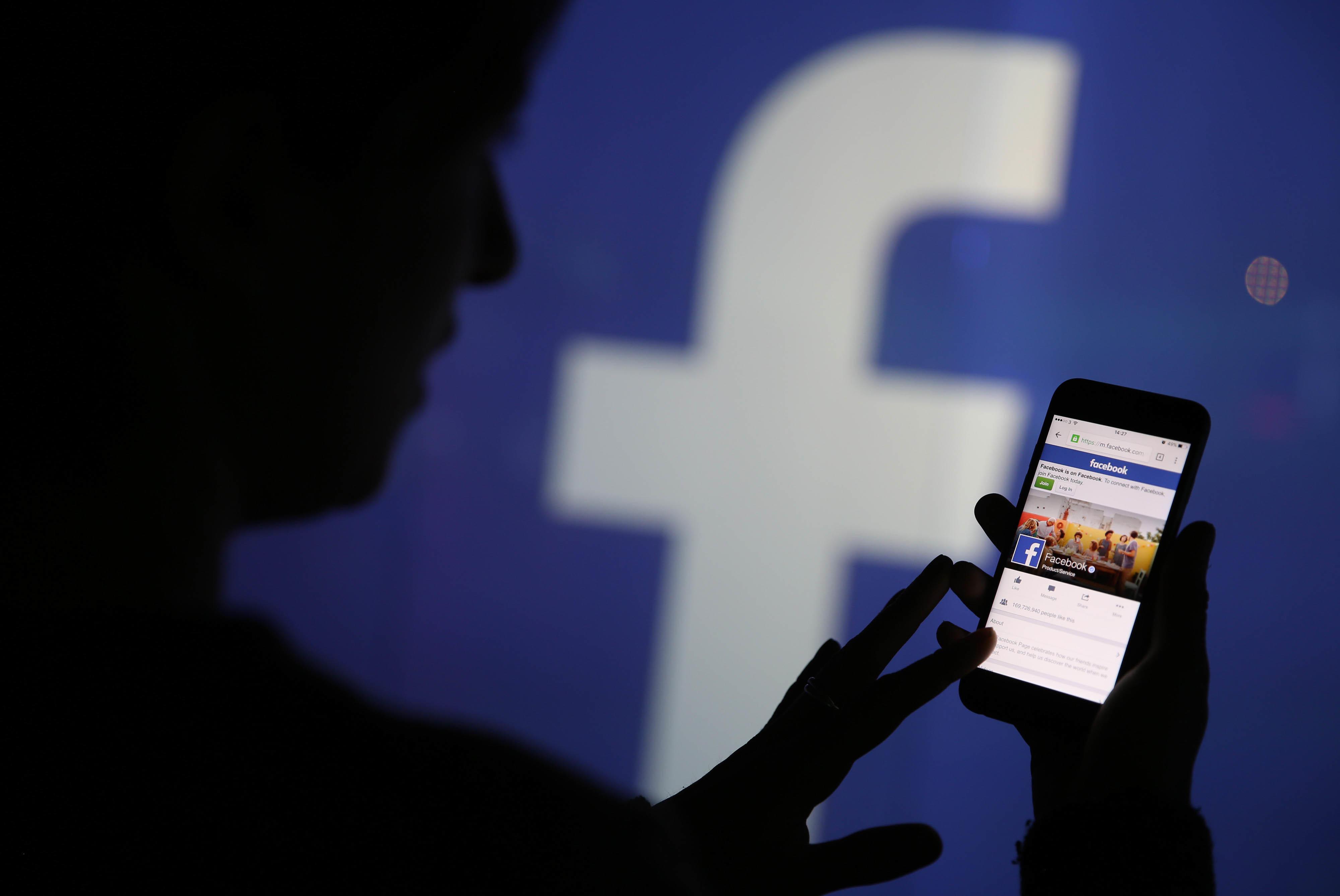 Facebook'un sayfa etkileşimi