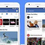 Facebook Watch Video servisi