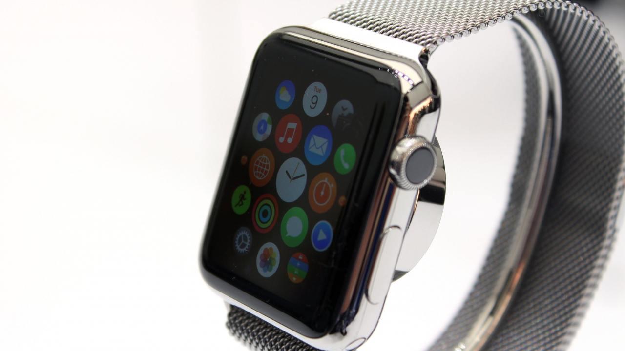 Apple Watch 4 ekranı