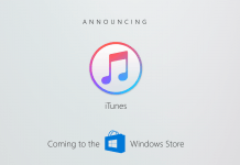 Apple iTunes Windows