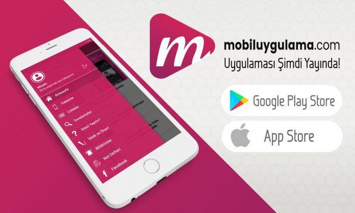 mobiluygulama.com uygulaması Apple App Store