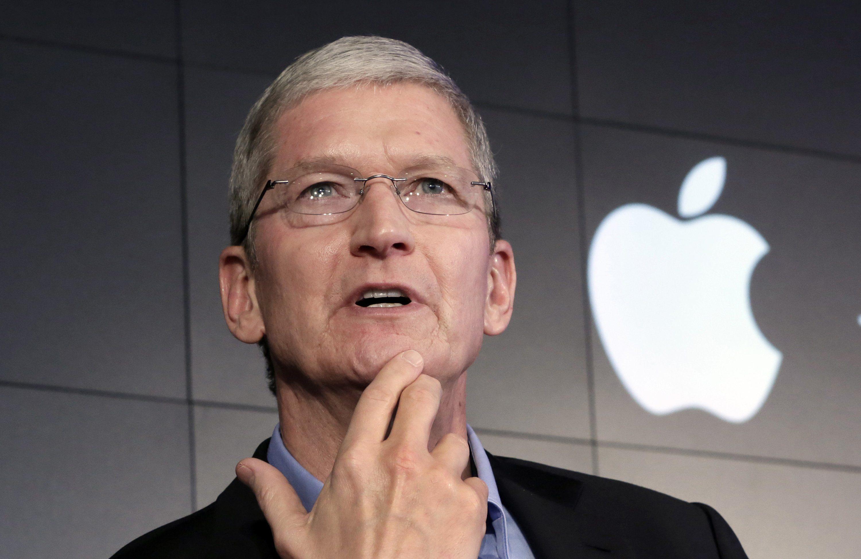 Apple'ın CEO'sundan