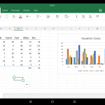 Excel Android
