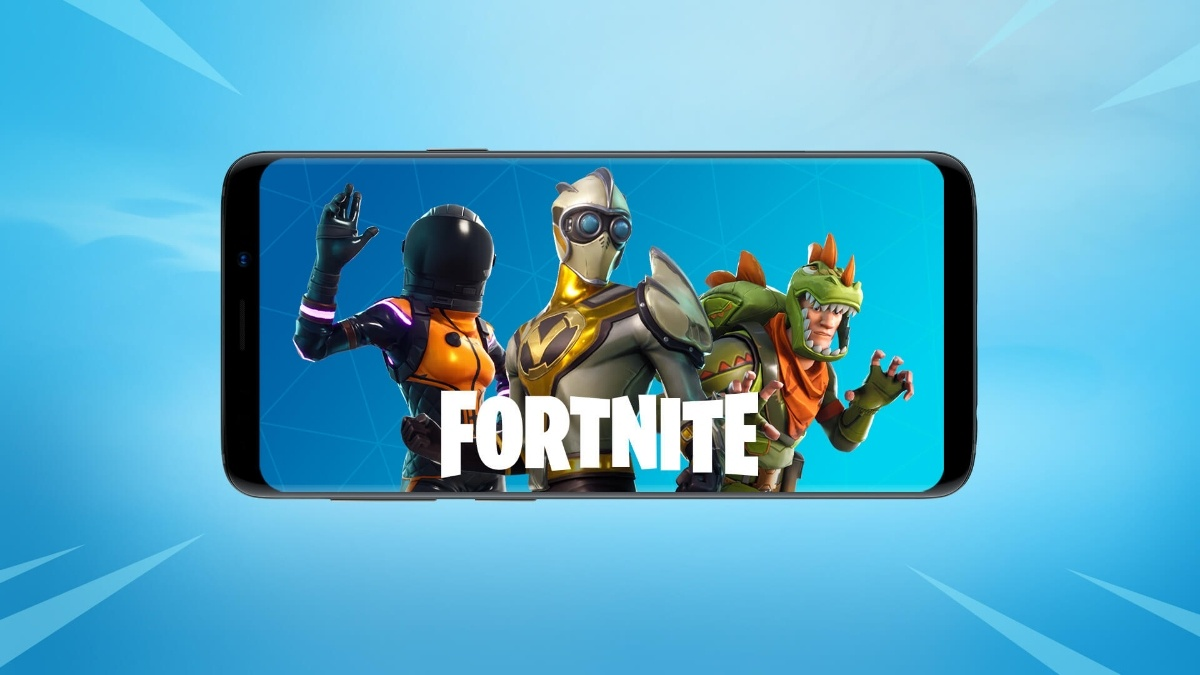 Android Fortnite oyunu