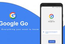Google Go sesli okuma