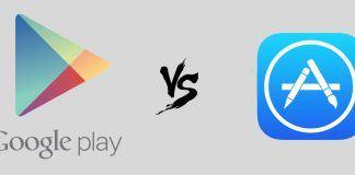 App Store Google Play Store'dan