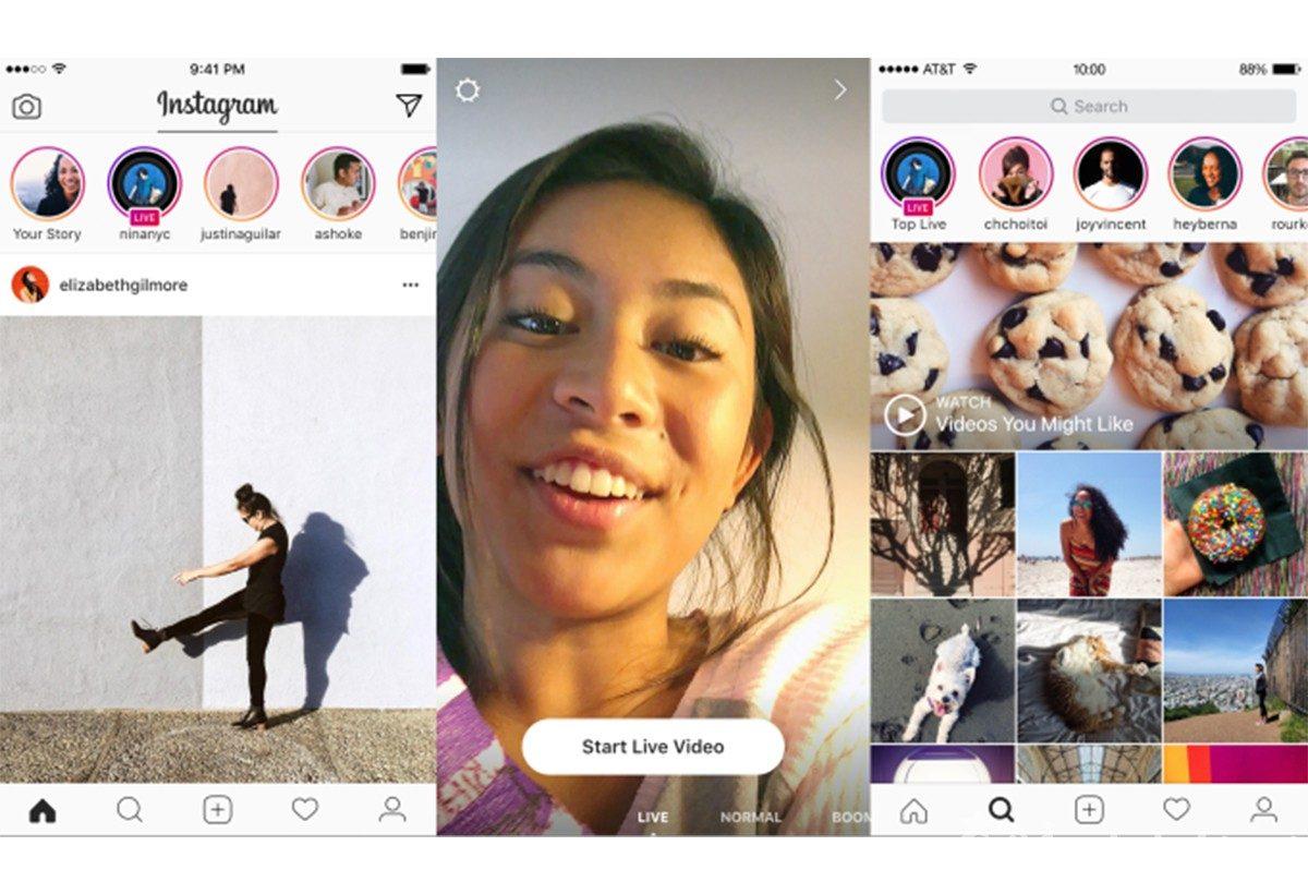 Instagram Görüntülü Görüşme