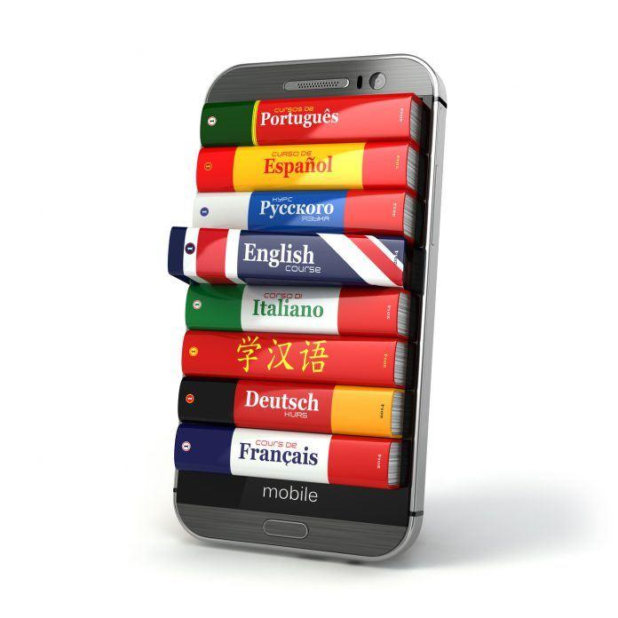 Yabancı Dil Öğrenmek İçin Mobil Uygulama