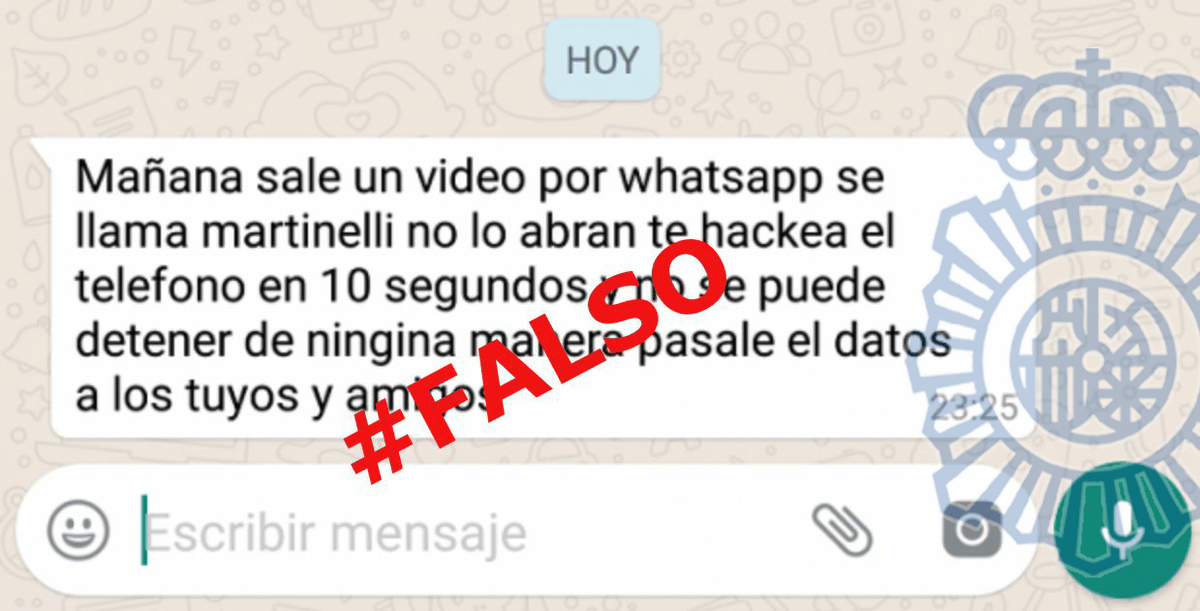 Whatsapp Martinelli