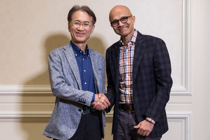 Microsoft ve Sony