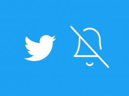 Twitter bildirimleri