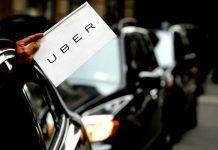 Uber New York'ta