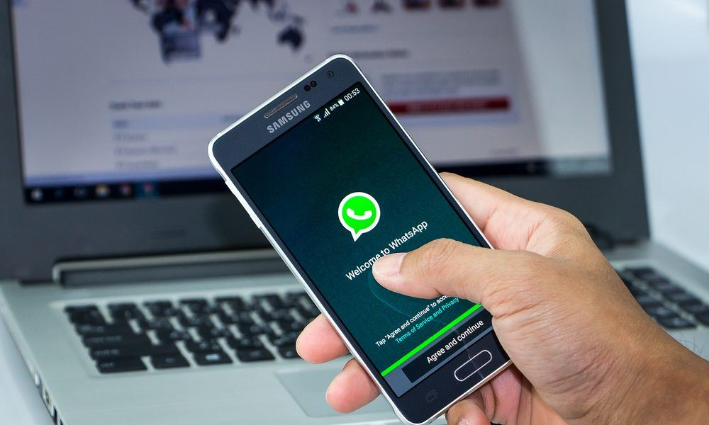 WhatsApp Business uygulaması telefon