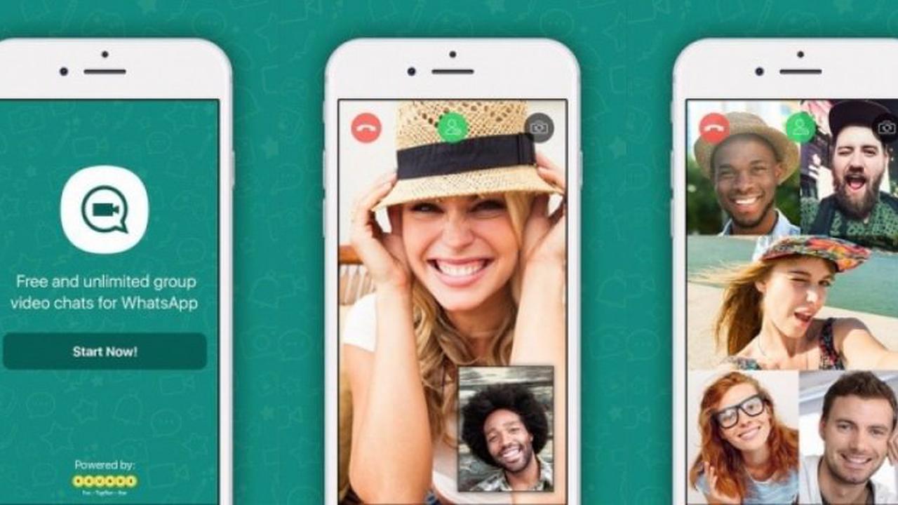 WhatsApp Videolu Grup Görüşme Özelliği