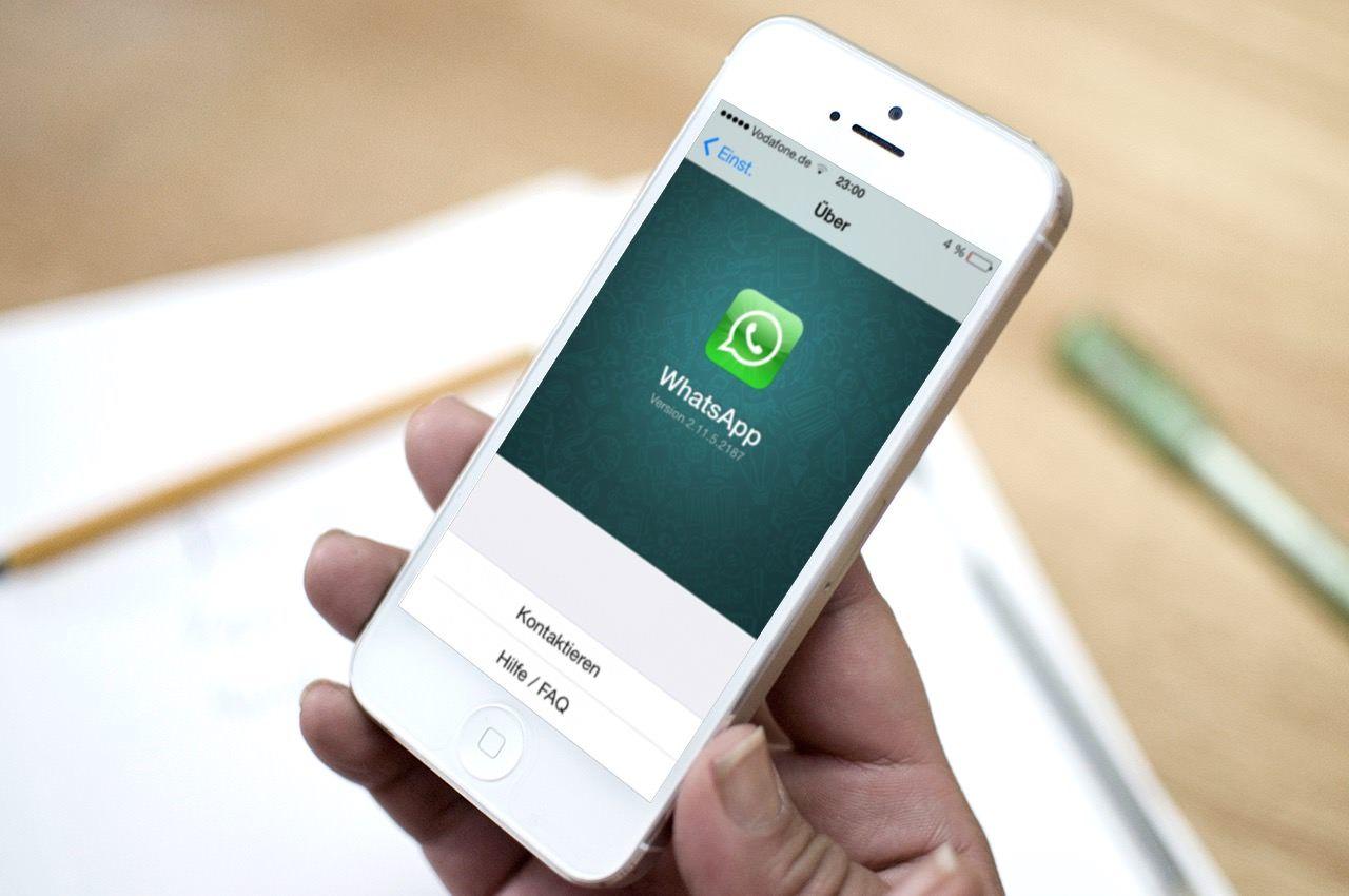 WhatsApp iOS Uygulaması