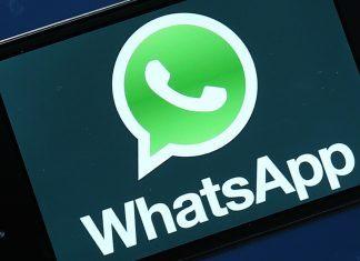 WhatsApp durum bölümünde