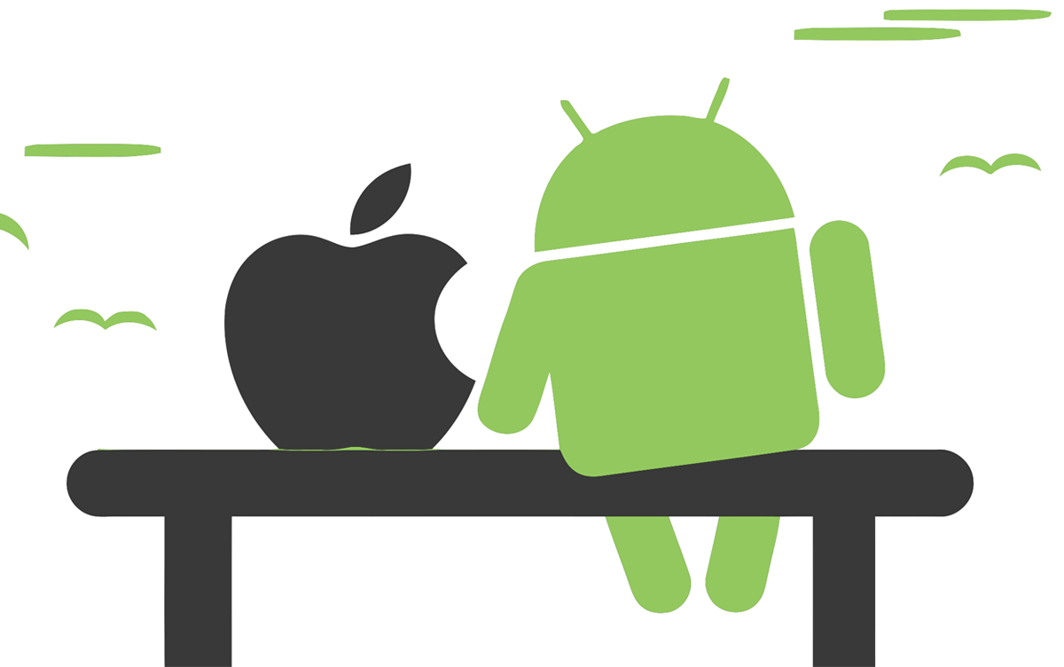 android ve apple