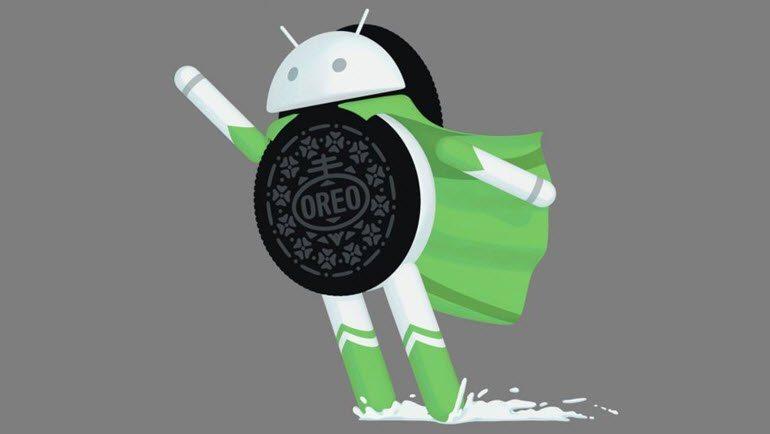 Android Oreo Son Sürümü