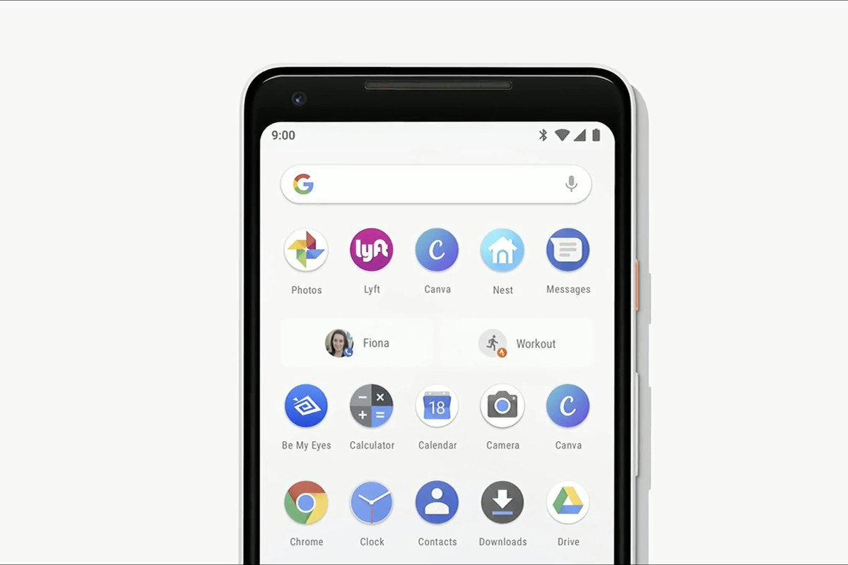 Android P Gizlilik