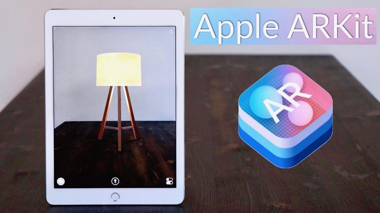 iOS ARKit Uygulamaları