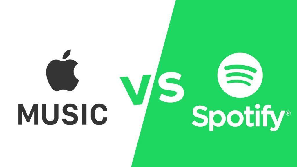 Apple Music vs Spotify