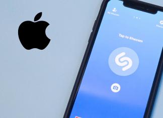 Shazam Uygulaması Apple