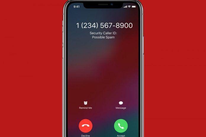 Apple spam çağrı