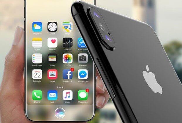 Beklenen Mobil Cihaz iPhone 8