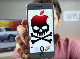 iPhone'u Çökerten Mesaj
