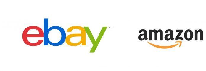 Amazon ve eBay