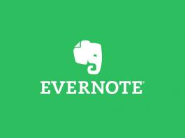 Dijital Not Defteri Evernote Uygulaması