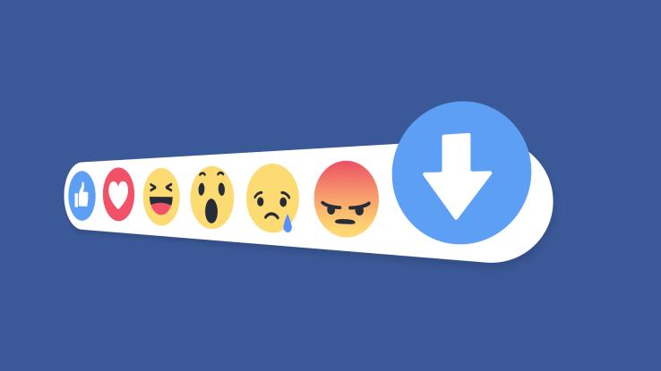 Facebook Beğenmeme Butonu