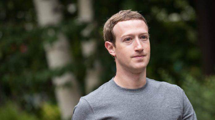 Mark Zuckerberg İfade
