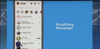 Facebook Messenger Yeni Tasarımı