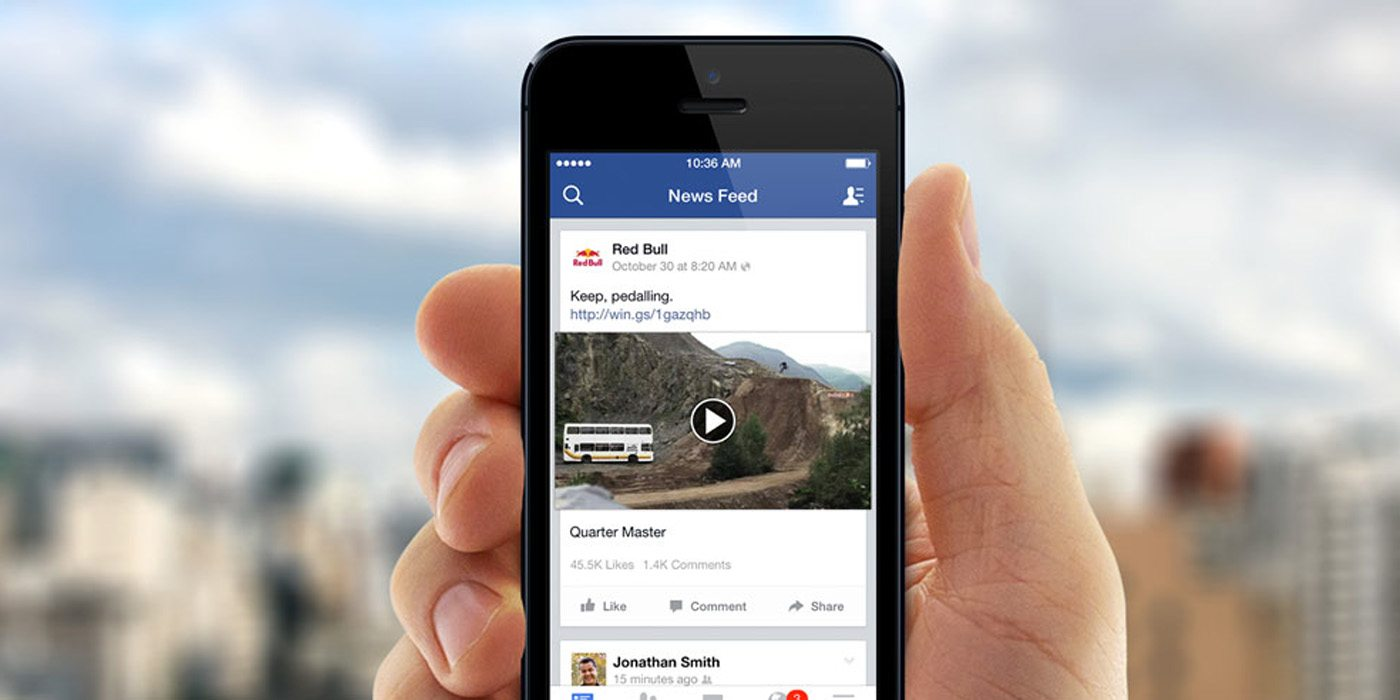 Facebook Watch Video servisi