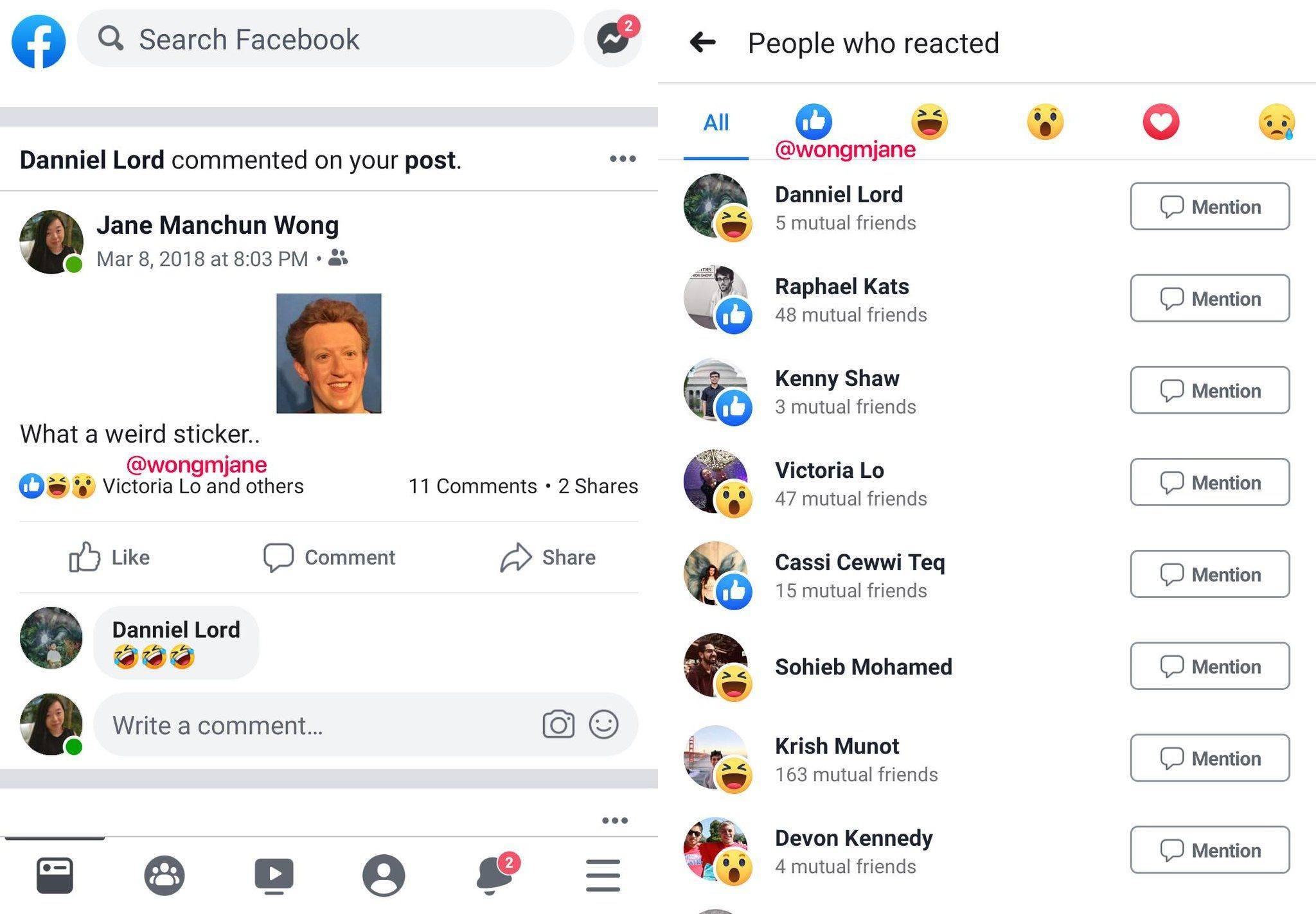facebook beğeni
