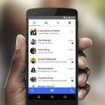 Facebook messenger özelliği