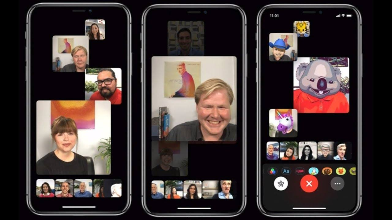 Apple FaceTime ve iMessage