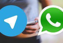 Fransa WhatsApp ve Telegram