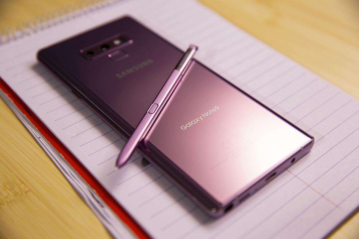 Samsung Galaxy Note 9 fiyatı