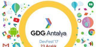 GDG DevFest Antalya 2017