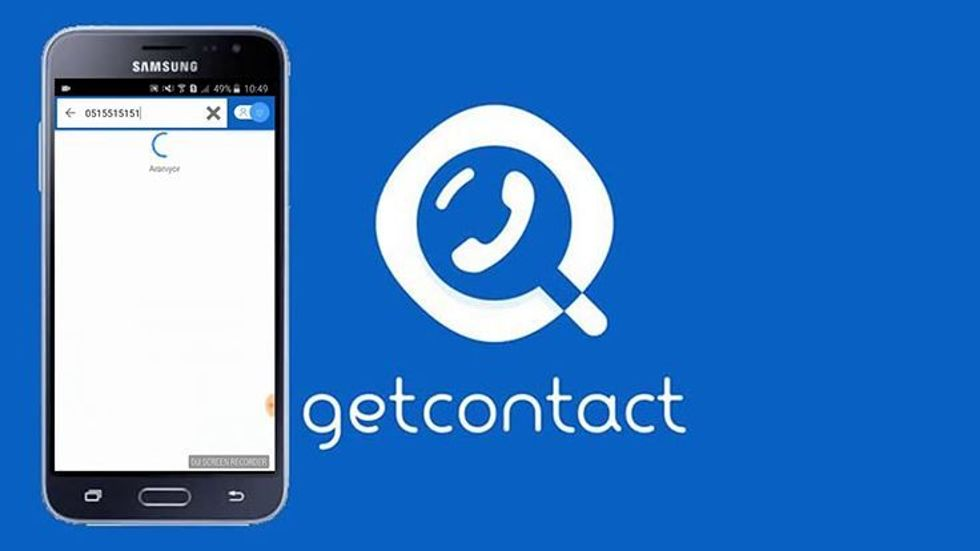 GetContact Uygulama