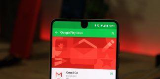 Gmail Go Uygulaması