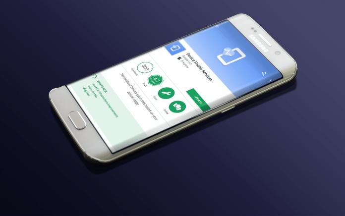 Device Health Services pil uygulaması