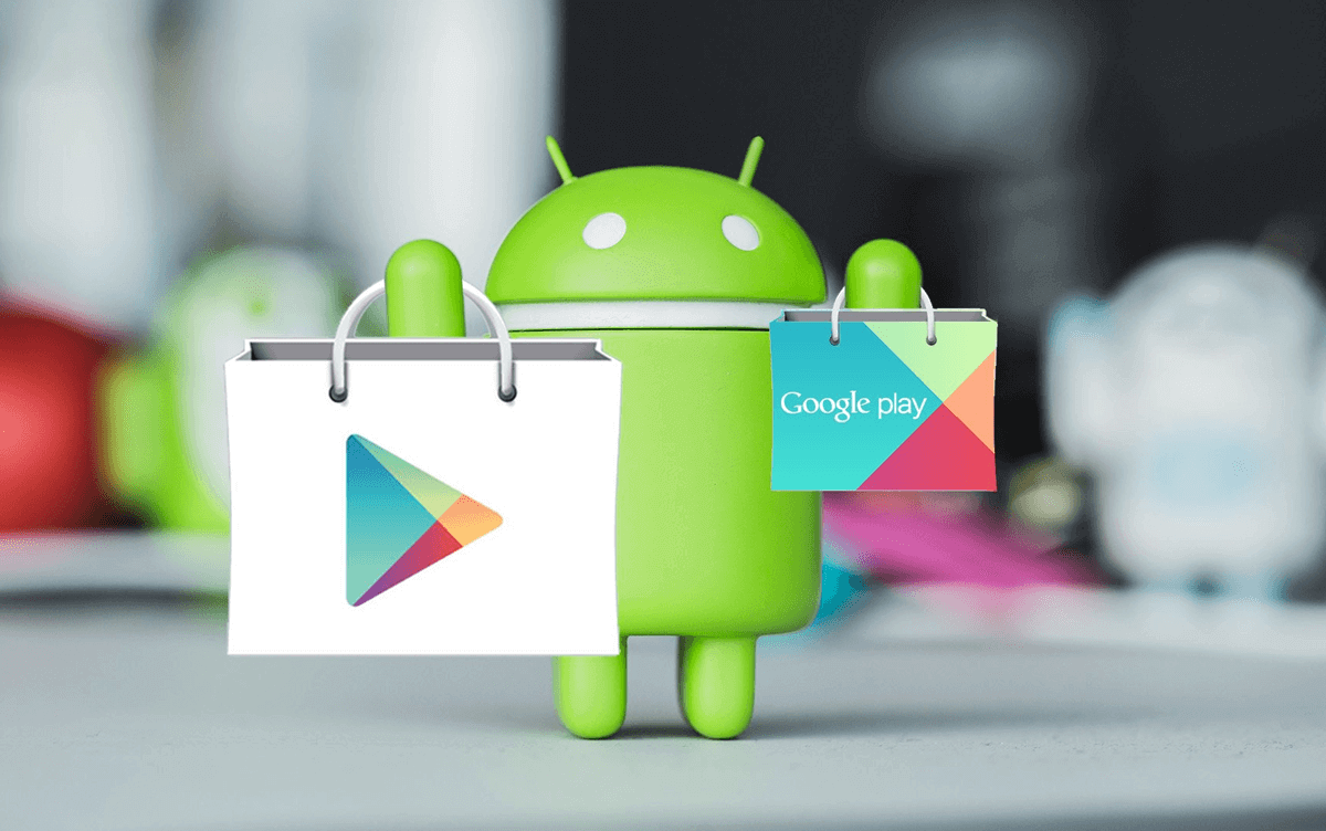 google play store ve android