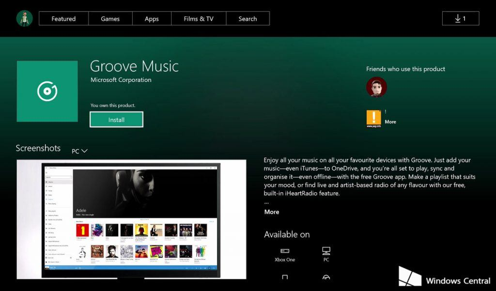 Android ve iOS'un Groove'u