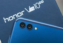 Honor View 10 Android Pie