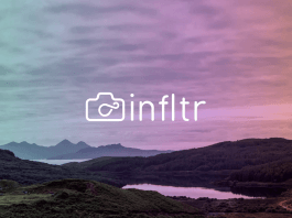 infltr mobil uygulaması