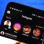 Instagram gece modu